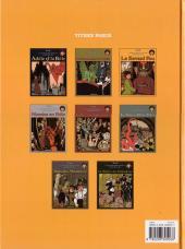 Verso de Adèle Blanc-Sec (Les Aventures Extraordinaires d') -3b98- Le savant fou