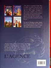 Verso de L'agence -4- Dossier Vierge Noire
