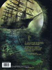 Verso de Les corsaires d'Alcibiade -2- Le rival