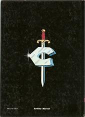 Verso de Albums Artima DC/Marvel Super Star Géants -8- Conan : la vallée des vampires