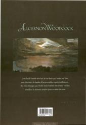 Verso de Algernon Woodcock -1b- L'Œil Fé - Première partie