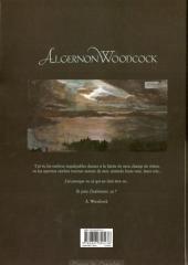 Verso de Algernon Woodcock -2a- L'Œil Fé - Seconde partie