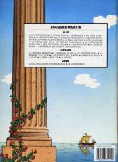 Verso de Alix -15b1986- L'enfant grec