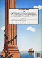 Verso de Alix -16b1985- La tour de Babel