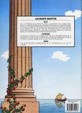 Verso de Alix -7b1986- Le Dernier Spartiate
