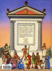 Verso de Orion (Les voyages d') -2- L'Égypte (1)