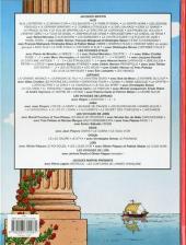 Verso de Alix -2d2007- Le Sphinx d'or