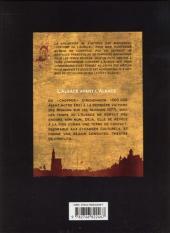 Verso de L'alsace -1- L'Alsace avant l'Alsace