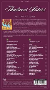 Verso de BD Voices -3- Andrews Sisters