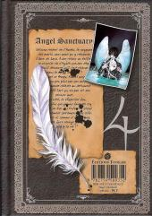 Verso de Angel Sanctuary - Deluxe -4- Tome 4