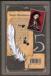 Verso de Angel Sanctuary - Deluxe -5- Tome 5