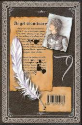 Verso de Angel Sanctuary - Deluxe -7- Tome 7