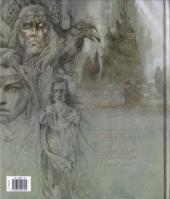 Verso de L'anneau des Nibelungen (Graffet) - L'anneau des Nibelungen