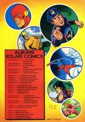 Verso de Aquaman (Eclair comics) -9- Aquaman sauve les océans