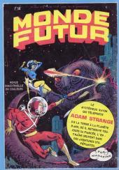 Verso de Aquaman (Pop magazine) -7- L'Attaque des
