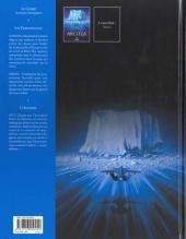 Verso de Arctica -1- Dix mille ans sous les glaces