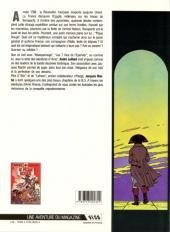Verso de Arno -2- L'œil de Kéops