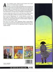 Verso de Arno -3- Le puits nubien