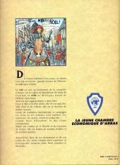 Verso de Histoires des Villes (Collection) - Arras - 2000 ans d'histoire