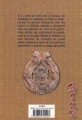Verso de L'art de la guerre (Zhiqing) -9- Disposition (deuxième partie)