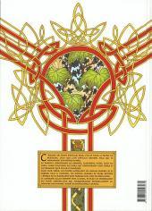Verso de Arthur (Chauvel/Lereculey) -5- Drystan et Esyllt