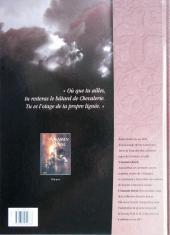 Verso de L'assassin Royal -2- L'art