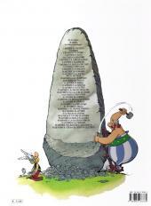 Verso de Astérix (en italien) -1a- Asterix il Gallico