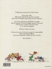 Verso de Astérix (Hors Série) -2- Comment Obélix est tombé dans la marmite du druide quand il était petit
