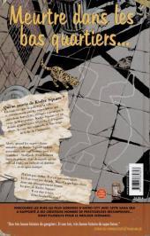 Verso de Astro City -4- Des ailes de plomb