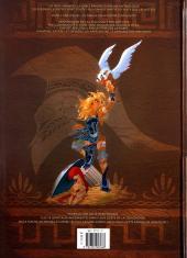 Verso de Atalante - La Légende -4TL- L'envol des boréades