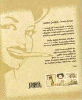 Verso de (AUT) Augustin, Virginie -1- Sketchbook Augustin