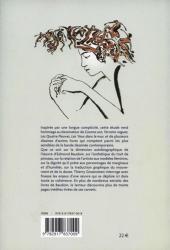 Verso de (AUT) Baudoin, Edmond -2008- En chemin avec Baudoin
