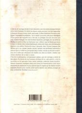 Verso de (AUT) Boucq -2009- Le feu