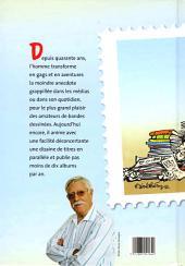 Verso de (AUT) Cauvin -3TL- Les Duos de Cauvin