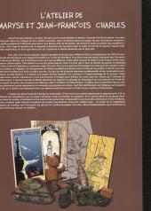 Verso de (AUT) Charles -ED6- L'Atelier de Maryse et Jean-François Charles