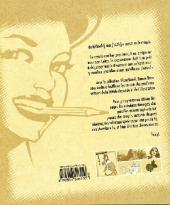 Verso de (AUT) Crisse -8- Sketchbook Crisse #2