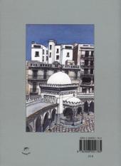 Verso de (AUT) Ferrandez -8- Une Monographie