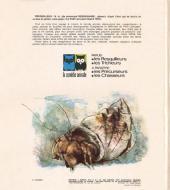 Verso de (AUT) Hausman -7- Les resquilleurs