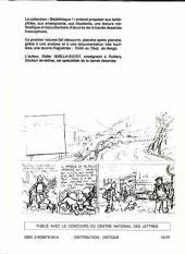 Verso de Tintin - Divers -202- Lire Tintin au Tibet
