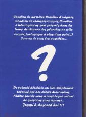 Verso de Blake et Mortimer (Divers) -1HS- Les Secrets de l'