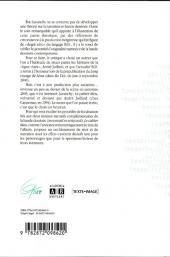 Verso de (AUT) Juillard - Étude du Cahier bleu