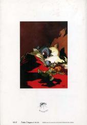 Verso de (AUT) Loisel -1- Une monographie