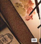 Verso de (AUT) Pratt, Hugo -26- Périples secrets - techniques mixtes: 1950-1995