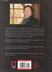 Verso de (AUT) Sakai - The Art of Usagi Yojimbo