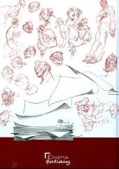 Verso de (AUT) Severin, Al - Under the ink