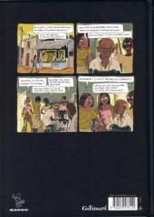 Verso de Aya de Yopougon -1a- Volume 1