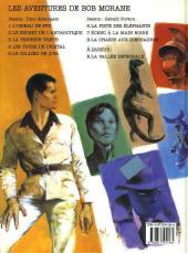 Verso de Bob Morane 4 (Lefrancq) -09- La chasse aux dinosaures