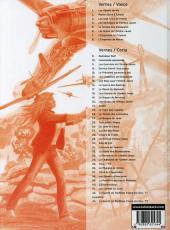 Verso de Bob Morane 3 (Lombard) -61- La guerre du Pacifique n'aura pas lieu - T1