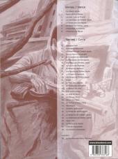 Verso de Bob Morane 3 (Lombard) -57a- Les Déserts d'Amazonie