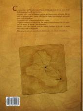Verso de Bouclier humain -1- Les chemins d'Amara